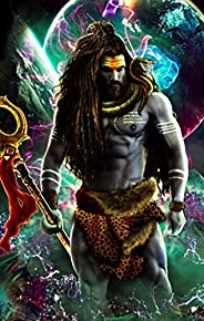 BuzzKards Religious Poster Lord Shiva | God Wall Poster for Room, Bedroom, Door, Office| God Painting for Wall
