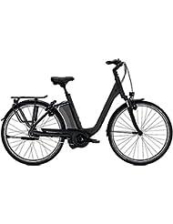 E-Bike Kalkhoff Agattu I8R Advance 8G 17,5 Ah Wave 28' Rücktritt diamondblack matt