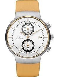 Danish Design Unisex-Armbanduhr DANISH DESIGN IQ29Q1128 Chronograph Quarz Leder IQ29Q1128