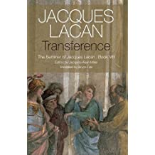8: Transference: The Seminar of Jacques Lacan, Book VIII