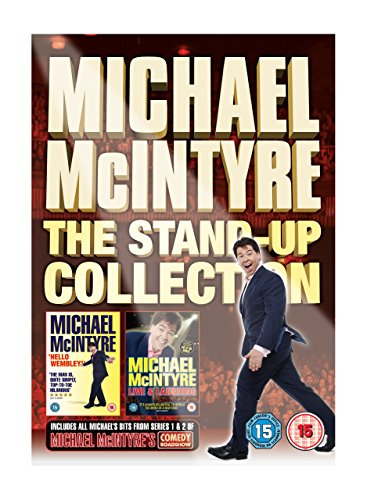 Michael McIntyre - The Stand-Up Collection [UK Import] (Michael Mcintyre Dvd)