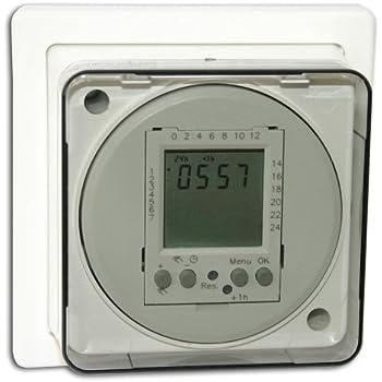 Electric towel rail radiators warmers digital timer switch - Electric bathroom radiators with timer ...