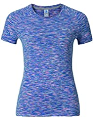 Odlo Damen S/S Crew Neck Sillian T-Shirt