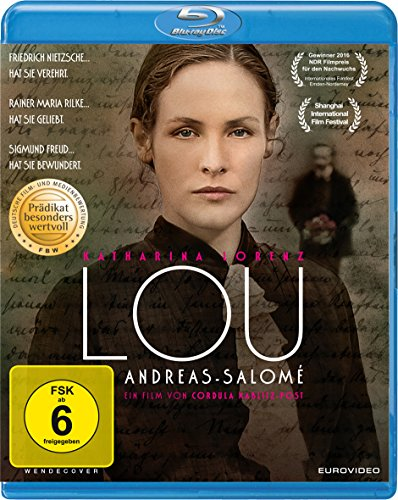Lou Andreas-Salome - Softbox mit Booklet im Schuber [Blu-ray]