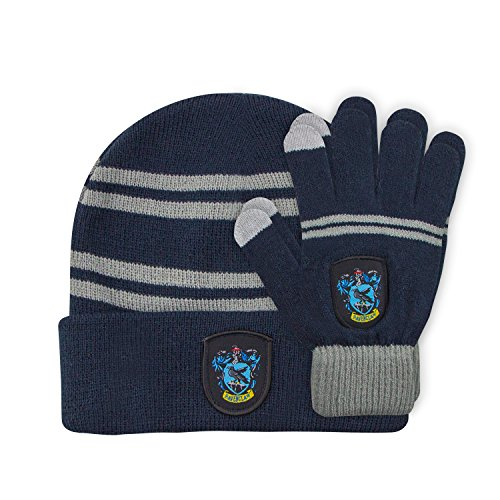Harry Potter - Set de gorros y guantes - Niños - Cinereplicas (Ravenc
