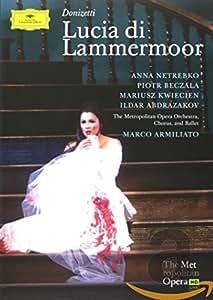 Donizetti: Lucia di Lammermoor / Netrebko, Beczala, Kwiecien, Metropolitan Opera (2009) [DVD] [NTSC]