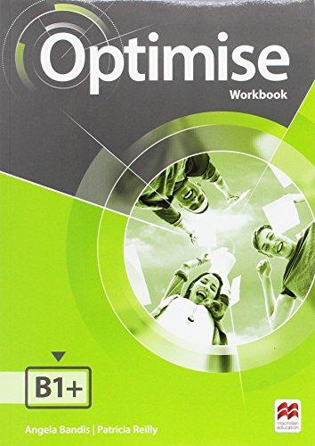 OPTIMISE B1+ Wb -key por Patricia Reilly