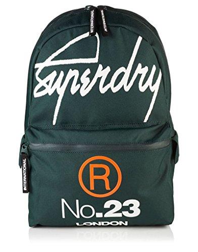 Superdry International Montana Hombre Backpack Verde