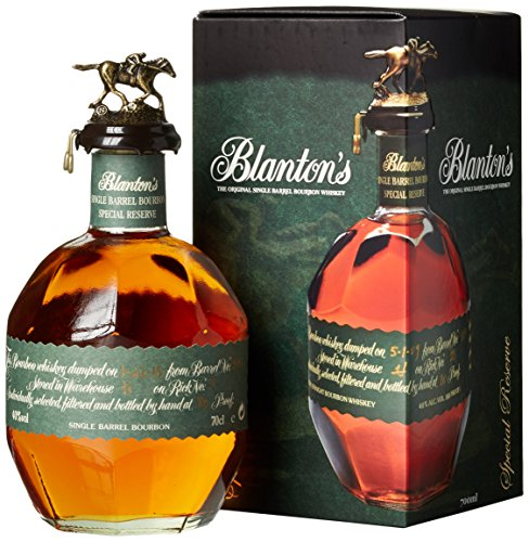 Blanton's Special Reserve Bourbon Whisky (1 x 0.7 l)