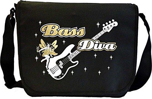 Bass-Guitar-Diva-Fairee-Sheet-Music-Document-Bag-Musik-Notentasche-MusicaliTee