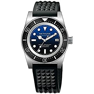 NETHUNS SCUBAPRO 500M STEEL DIVER SPS512 MEN'S WATCH