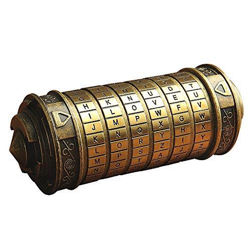 anbiwangluo Da Vinci Code Mini Cryptex Rätsel Valentinstag Weihnachten Geburtstag Geschenke...
