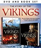 Vikings DVD/Book Gift Set