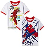 Marvel-Avengers Boys' T-Shirt