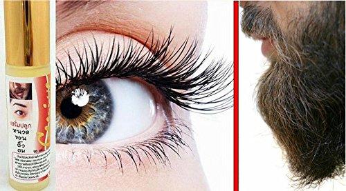 61b7f7fac15 Search results. genivue. Natural Lashes Eyebrow Eyelash / BEARD Side-Burn Growth  SERUM Roll-On 10ml -