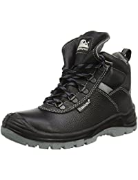 Himalayan Gravity Waterproof, Bottes et Bottines de Sécurité Mixte Adulte, Noir (Black), 44 EU