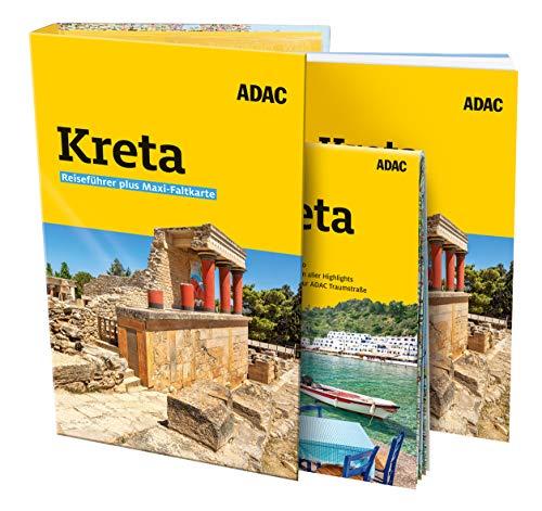 ADAC Reiseführer plus Kreta: mit Maxi-Faltkarte zum Herausnehmen