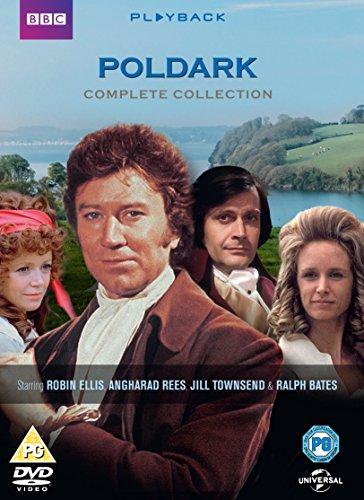 Poldark - Complete Collection [DVD] [1977]