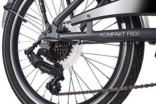Telefunken E-Bike Klapprad - 8