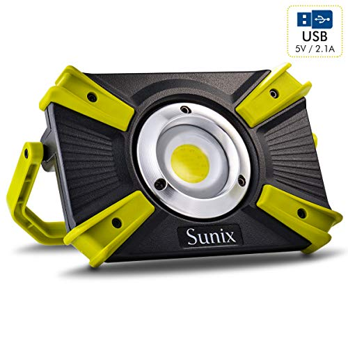 Foco LED recargable 30W Sunix
