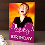 Birthday Greeting card is an affordable solution for the one who is trying to make their gift look apart. You have tons of choices to make according to your taste. We present you the best print quality at a very affordable price, which of course none...