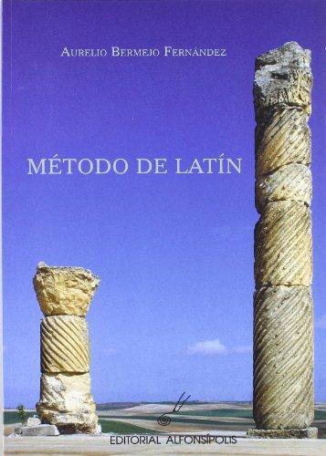 Método de latín por Aurelio Bermejo Fernández