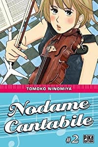 Nodame Cantabile Edition simple Tome 2
