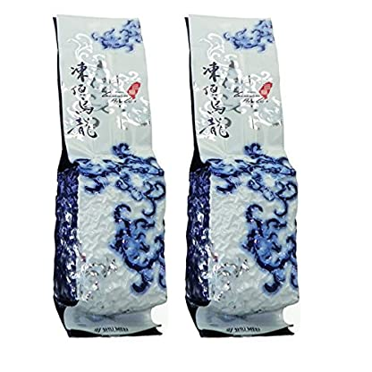 Green-Food-250g-055LB-Chinese-Taiwan-Beauty-Weight-loss-tea-Lowering-Blood-Pressure-High-Mountains-JinXuan-Milk-Oolong-Tea-Green-tea
