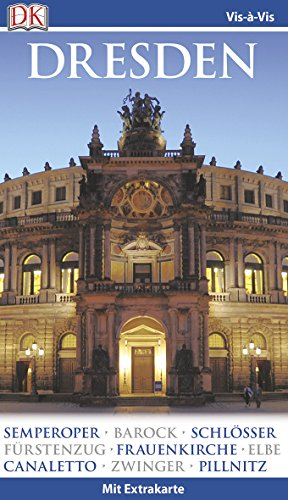 Vis-à-Vis Reiseführer Dresden: mit Extra-Karte und Mini-Kochbuch zum Herausnehmen