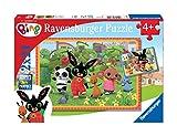 Ravensburger Bing Puzzle, 2 x 24 Pezzi, 07821