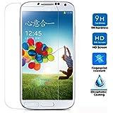 Protector de Pantalla para Samsung Galaxy S4 Cristal Vidrio Templado Premium, Electrónica Rey®