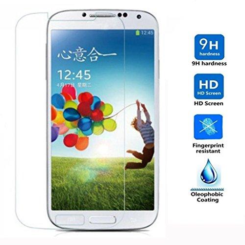 Electrónica Rey Protector de Pantalla para Samsung Galaxy S4 Cristal Vidrio Templado Premium