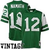 Joe Namath New York Jets Mitchell & Ness Authentic 1968 Green NFL Jersey Trikot