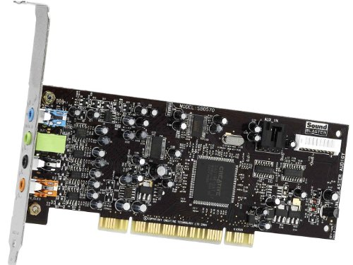 Creative Sound Blaster Audigy SE 7.1 interne Soundkarte PCI (bulk)