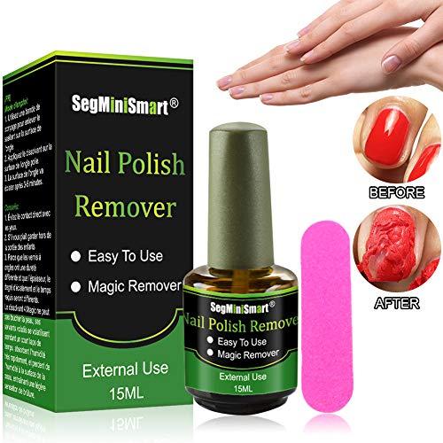 Magic Remover,Nagellackentferner,Professioneller Gel-Nagellackentferner zum Tränken,einfach und schnell Nagellackentferner,schützt Ihre Nägel