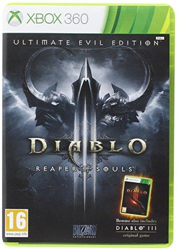 Diablo III: Reaper of Souls: Ultimate Evil (Souls Of Iii Reaper Xbox Diablo)
