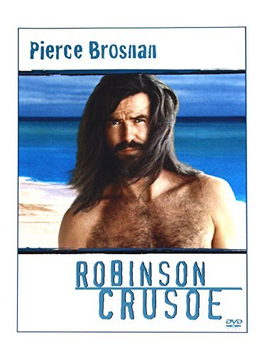 Robinson Crusoe (1997) Pierce Brosnan, James Frain - DVD Region 2 (IMPORT) by Lysette Anthony