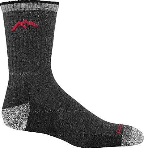 Darn Tough Socks Micro Crew Cushion XL 1466 Black