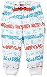 Gini & Jony Baby Girls' Relaxed Regular Fit Trousers (151246519336 C101_Bright White_0M-3M)