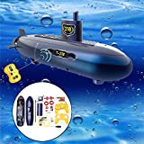 KINGDUO Rc Mini U-Boot 6 Kanäle Fernbedienung Unter Wasser Schiff Modell Kids Toy