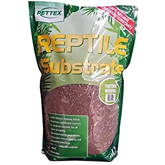 2 x Bags of Pettex Reptile Tortoise Bedding Substrate. Great for Mediterranean tortoises (20 Litre Total) 2 x Bags of Pettex Reptile Tortoise Bedding Substrate. Great for Mediterranean tortoises (20 Litre Total) 510yKRcXSFL