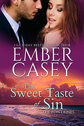 (The Sweet Taste of Sin (The Fontaines Book 1) (English Edition))
