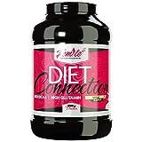 FEMALE+ Eiweiß-Drink DIET CONNECTION | Post-Workout Shake |Diät-Drink | Molkenprotein | Whey | Sojaprotein-Isolat | Low Carb | Low Fat | sensationeller Geschmack | Top Löslichkeit | Vanille 1000g