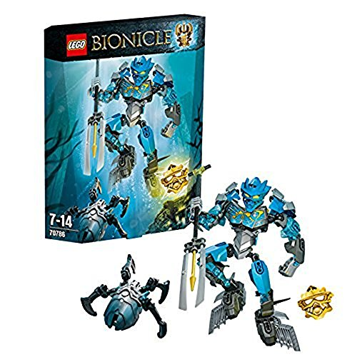 LEGO Bionicle 70786 - Gali Meister des Wassers (Teile Lego Bionicle)