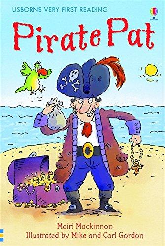 Pirate Pat (1.0 Very First Reading) por Mairi Mackinnon