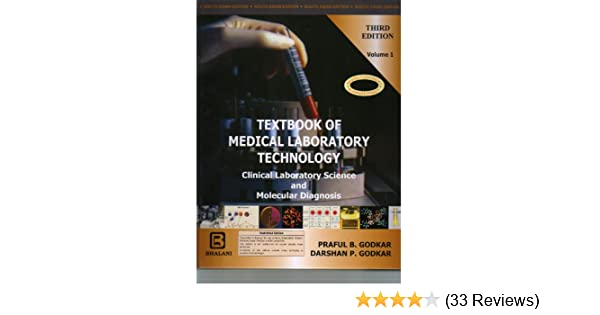Buy Textbook of Medical Laboratory Technology Vol 1 & 2 Book Online ...