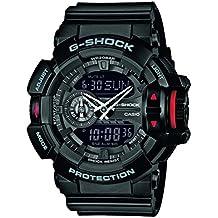 Casio GA-400-1BER G-Shock – Reloj Hombre Correa de Resina, Negro