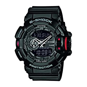 Casio G-Shock Herren Armbanduhr GA-400