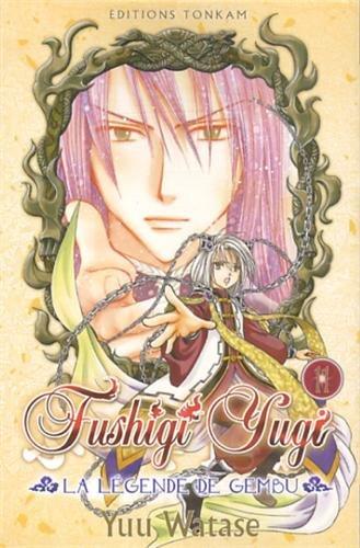 Fushigi Yugi, la Légende de Gembu Vol.11