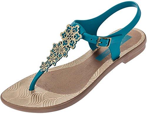 Sandales Grendha Romantic Turquoise Turquoise